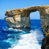 Natural sea arch #3 Royalty Free Stock Photo