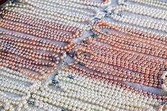 Natural sea pearl Royalty Free Stock Photo
