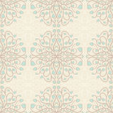 Natural seamless pattern - 3 Stock Photo