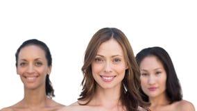 Natural sensual nude women posing Royalty Free Stock Photo