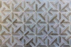 Natural shell wall tiles Royalty Free Stock Image