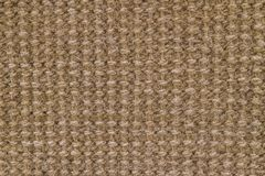 Natural sisal matting surface,texture background.  Royalty Free Stock Photo