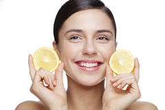 Natural skin care Stock Image