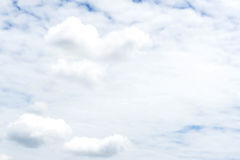 Natural sky composition. Element of design. Royalty Free Stock Photography