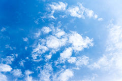 Natural sky composition. Element of design. Royalty Free Stock Photos