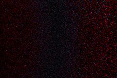 Natural small rgb lens blur on dark background