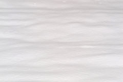 Natural snow background for digital artists, no vignetting Royalty Free Stock Photos