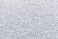 Natural snow background in the winter Royalty Free Stock Photo