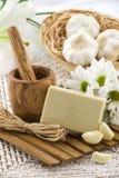 Natural soap Royalty Free Stock Photography