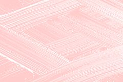 Natural soap texture. Actual millenial pink foam trace background. Artistic noteworthy soap suds. Cleanliness, cleanness, purity concept. Vector illustration stock photography