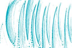 Natural soap texture. Amusing green blue foam trace background. Artistic original soap suds. Cleanliness, cleanness, purity concept. Vector illustration royalty free illustration