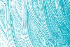 Natural soap texture. Alluring green blue foam trace background. Artistic amusing soap suds. Cleanliness, cleanness, purity concept. Vector illustration Royalty Free Stock Image