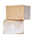 Natural soap Royalty Free Stock Image