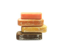 Natural soaps Royalty Free Stock Photos