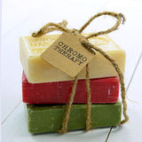 Natural Soaps Royalty Free Stock Photography