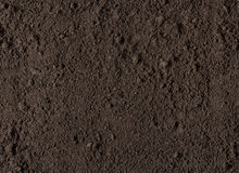 Natural soil texture Royalty Free Stock Photos