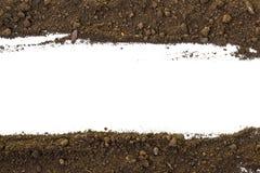 Natural soil texture Stock Photos