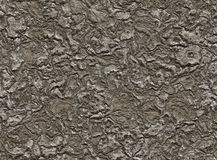 Natural solid rock uneven texture Royalty Free Stock Images