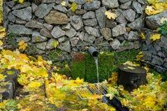 Natural source Stock Photo