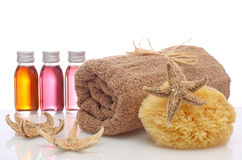 Natural spa Stock Photography