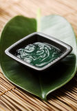 Natural spa product royalty free stock photography
