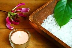 Natural spa therapy Royalty Free Stock Photo