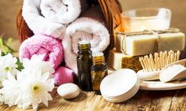 Natural Spa Treatment Stock Image
