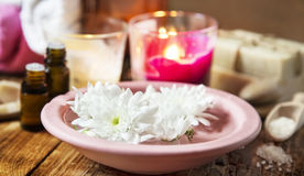 Natural Spa Treatment Stock Photography