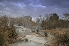 Natural spectacle Saturnia Stock Photography