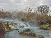 Natural spectacle Saturnia Royalty Free Stock Photos