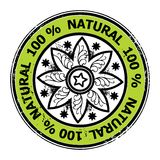 Natural stamp Stock Photos