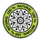 Natural stamp Stock Photos