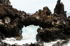 Natural Stone Arch Stock Photo