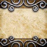 Natural stone background Royalty Free Stock Photography