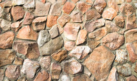 Natural stone cladding background Royalty Free Stock Image