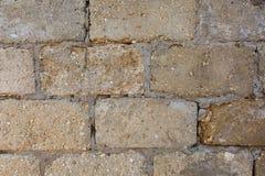 Natural stone facade, stone texture Stock Photo