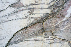 Natural stone figure Stock Image