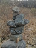 Natural stone Royalty Free Stock Photos
