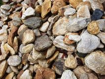 only natural stone Royalty Free Stock Images