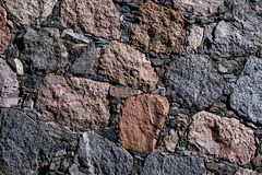 Natural stone texture. Color. Stock Photography