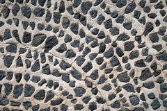 Natural stone texture. Stock Images