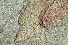 Background texture of a natural stone color pattern. Royalty Free Stock Photos