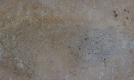 Natural Stone Texture with Hole on Surface royalty free stock photography