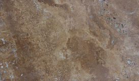 Natural Stone Texture with Hole on Surface stock image