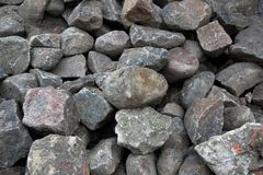 Natural stone texture royalty free stock photography