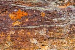 Natural stone texture Royalty Free Stock Photos