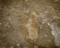Natural Stone Texture Vignette Stock Photography