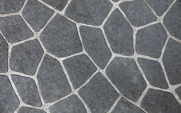 Natural stone tiling Stock Photography