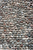 Natural stone wall Royalty Free Stock Photos