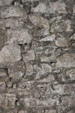 Natural Stone Wall Royalty Free Stock Photography